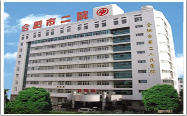 The No.2 People's Hospital of Hefei City